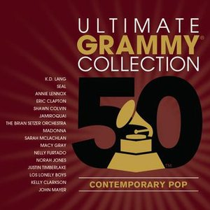 Image for 'Ultimate Grammy Collection Contemporary Pop'