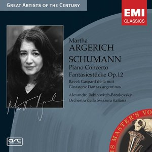 Image for 'Schumann: Piano Concerto & Fantasiestücke, Op.12'
