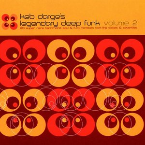 Image for 'Keb Darge's Legendary Deep Funk, Vol. 2'