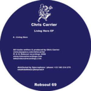 Image for 'Living Here EP'