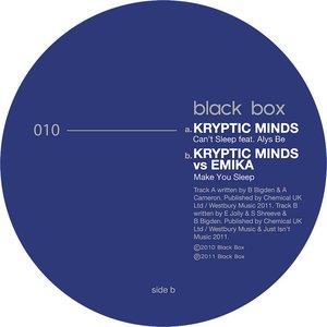 Image for 'Kryptic Minds vs Emika'