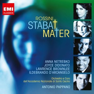 Image for 'Rossini: Stabat Mater'
