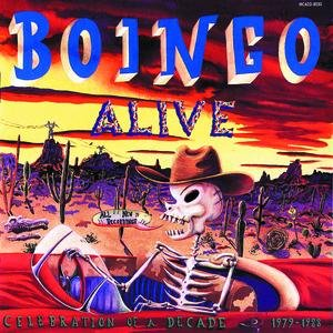 Image for 'Boingo Alive'