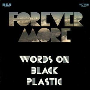 Image for 'Words On Black Plastic'