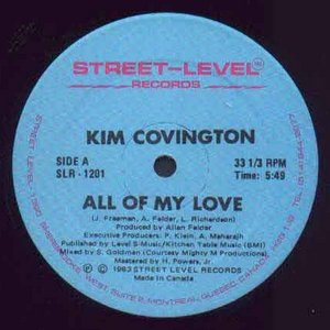 Image for 'All Of My Love'