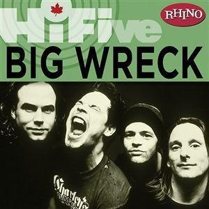 Image for 'Rhino Hi-Five: Big Wreck'