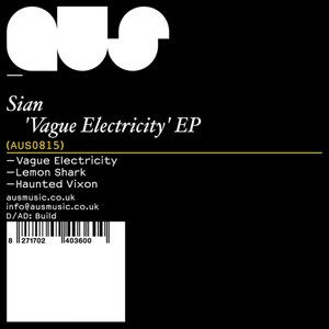 Image for 'Vague Electricity EP'