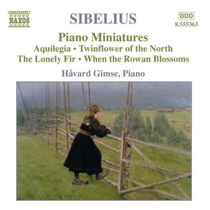 'SIBELIUS: Piano Music, Vol. 4'の画像