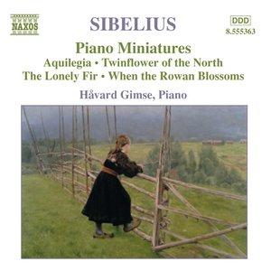 Image for 'SIBELIUS: Piano Music, Vol. 4'