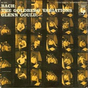Imagem de 'Johann Sebastian Bach: Variations Goldberg 1955'