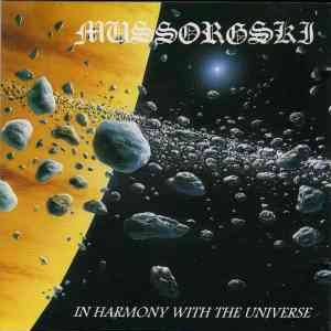 Image for 'In Harmony With The Universe'