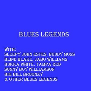 Image for 'Blues Legends'