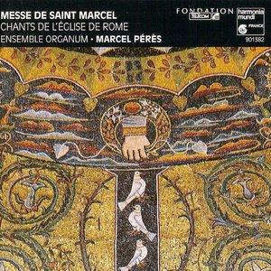 Image pour 'Chant de l'église de Rome (Vi - XIII siècles)'