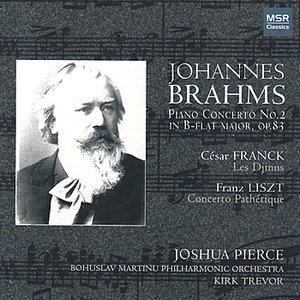 Imagen de 'Brahms, Franck & Liszt: Piano Concertos'