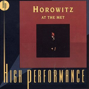 Bild für 'Horowitz At The Met'