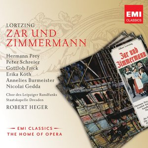 Image for 'Lortzing: Zar und Zimmermann'