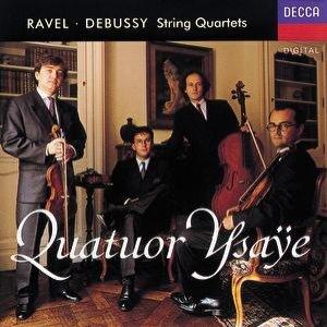 Bild für 'Ravel/Debussy: String Quartets'