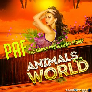 Image for 'Animals of This World (feat. Monika Pavlackova, Seshep)'