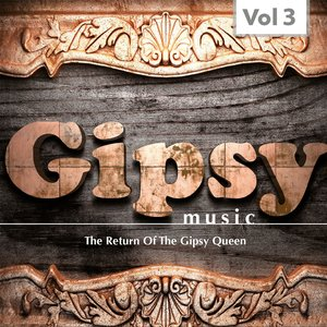 Image pour 'Gipsy Music, Vol.3'