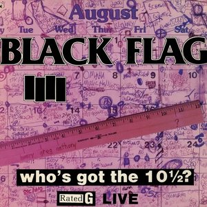 Image pour 'Who's Got the 10 1/2?'