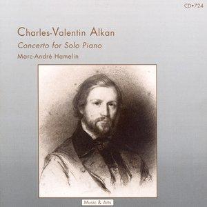 Imagem de 'Alkan: 12 Etudes Dans Les Tons Mineurs, Op. 39: Concerto'