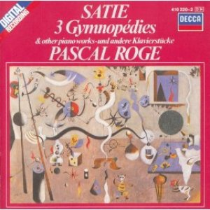 Image for 'Satie: 3 Gymnopédies; 6 Gnossiennes etc.'