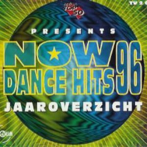 Image pour 'Now Dance Hits: 96, Jaaroverzicht'