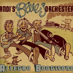 Image for 'Andi's Blues Orchester'