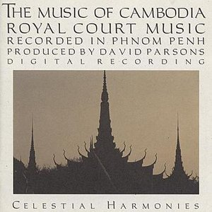 Image pour 'CAMBODIA The Music of Cambodia, Vol. 2: Royal Court Music'