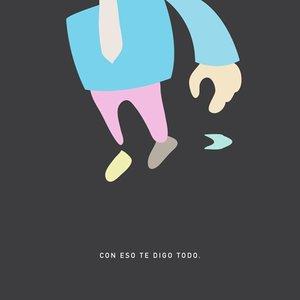 Image for 'Con eso te digo todo'