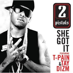 Image for '2 Pistols Ft. T-Pain & Tay Dizm'