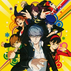 Image for 'Persona 4 The GOLDEN Original Soundtrack'
