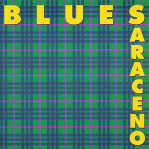 Blues Saraceno - Hairpick