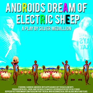 Image for 'Androids Dream of Electric Sheep'
