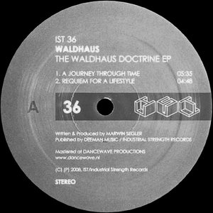 Image for 'The Waldhaus Doctrine EP'