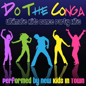 Image pour 'Do The Conga: Ultimate Kids Dance Party Hits'