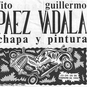 Immagine per 'Fito Paez (con Guillermo Vadalá)'