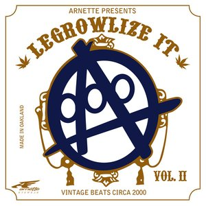 Image for 'Legrowlize It Volume II'