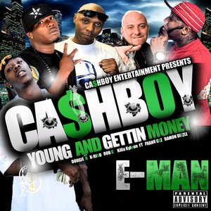 Image for 'Cashboy - Young and Gettin Money'