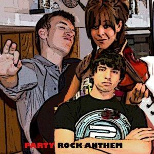 Image for 'Party Rock Anthem (ft. Lindsey Stirling & prod. by Frank Sacramone) - Single'