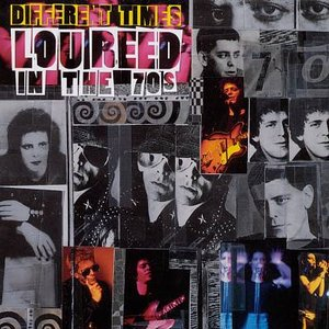 Image for 'Different Times: Lou Reed in the '70s'