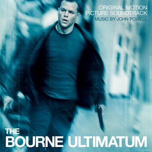 Image for 'The Bourne Ultimatum: Expanded Motion Picture Score'