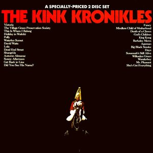 Immagine per 'The Kink Kronikles (disc 2)'