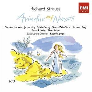 Bild für 'R. Strauss: Ariadne auf Naxos'