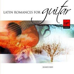 Bild für 'Latin Romances for Guitar'