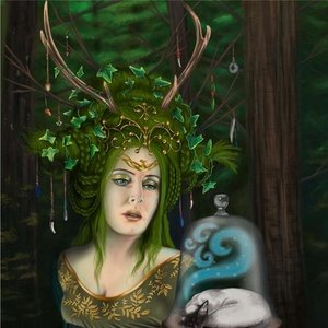 Image for 'The Green Lady'