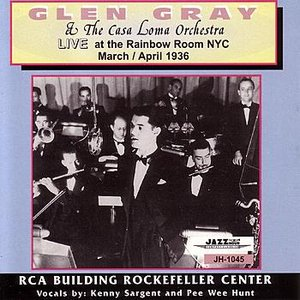 Image for 'Live At The Rainbow Room NYC March / April 1936'