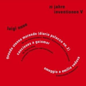 Image for '20 Jahre Inventionen V'