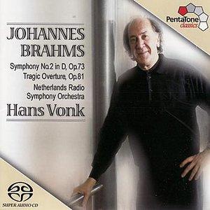 Image for 'BRAHMS: Symphony No. 2 / Tragic Overture'