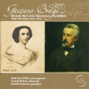"""Image for 'Secondo Concerto Per Violoncello In La Minore """"Allegro Marziale""""'"""
